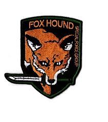 Metal Gear <b>FOX Hound Special Force</b> Original Logo Patch: Amazon.in