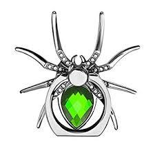 Pankreeti PKT907 Luxury <b>Metal Spider Bling</b> 360 Degree: Amazon ...