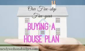 Our five step five year buying a house plan   Newlyweds on a BudgetOur five step five year buying a house plan