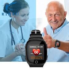 2018 <b>Smart Watch</b> GPS LBS WIFI Positioning Sos Watch <b>Elderly Anti</b> ...