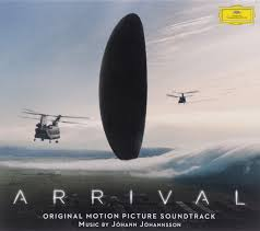 Johann Johannsson. <b>Arrival</b>. Original Motion Picture Soundtrack ...