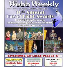 Webb Weekly May 9, 2018 by Webb Weekly - issuu