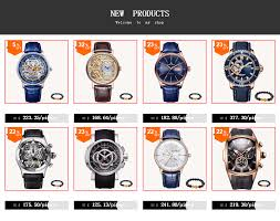 2019 <b>New Design Reef Tiger</b> Top Brand Luxury Men Sports Watch ...