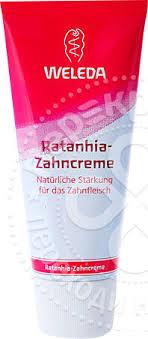 Купить <b>Зубная паста</b> Weleda Ратания <b>растительная</b> 75мл с ...
