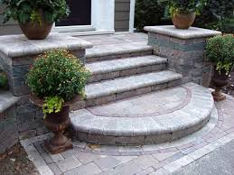 patio steps pea size x: square stairs round bottom step cabfffcbaebec square stairs round bottom step