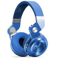 <b>Bluedio T2+</b> Bluetooth 5.0 <b>Headphones</b> with Mic | Gearbest