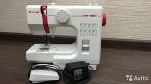 <b>Швейная машина Janome Sew</b> Mini купить в Свердловской ...