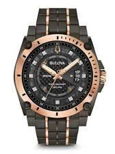 <b>Bulova</b> кварцевые (аккумулятор) Rose Gold Case наручных <b>часов</b> ...
