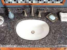 friendly bathroom makeovers ideas: granite tops used to be for big buck bathrooms only but now you can get one for less than  at home centers including an attached under mounted sink