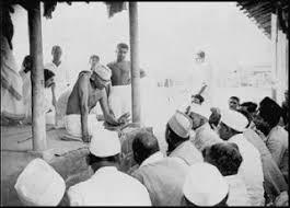 Mahatma Gandhi     s views on Village Development Mahatma Gandhi