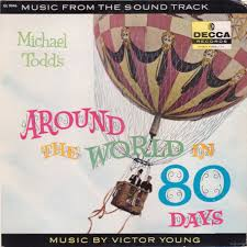 around the world in days so few critics so many poets 80days todd soundtrack
