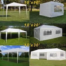 ce compass outdoor 10x30 party wedding tent folding canopy gazebo pavilion catering events white easy bbq wedding tent