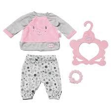 <b>Одежда для куклы</b> Baby Annabell Пижамка Спокойной ночи <b>Zapf</b> ...