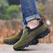 JXGXSX <b>Spring Autumn Men's</b> Casual Shoes Work Shoes Outdoor ...
