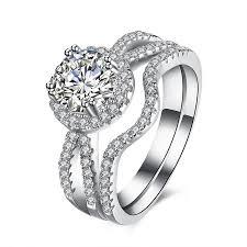 Cheap best INALIS <b>YUEYIN</b> 2 Pcs Luxury <b>925 Sterling Silver</b> ...