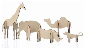plywood decor ferm living plywood animals modern kids decor