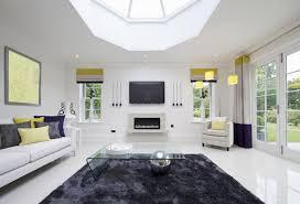 blue sofas living room: ordinary blue sofa living room ideas  living room with white floor tiles