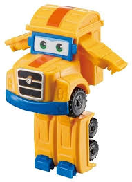 <b>Трансформер</b> Auldey <b>SUPER WINGS Паппа Мини</b> — купить по ...