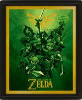 «<b>Постер 3D</b> The Legend Of Zelda - Рассвет» — Результаты ...