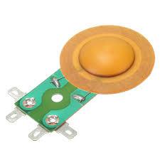 <b>1pcs 25.5mm Horn Treble</b> Film Resin Membrane Drive Head ...