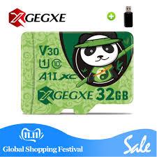 XGEGXE 64GB Memory Card 8GB 16GB 32GB 128GB <b>Micro SD</b> ...