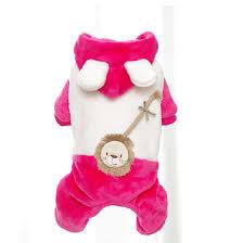 Xmas Christmas <b>Pet Dog Clothes</b> Puppy Cat Hoodie Coat Winter ...