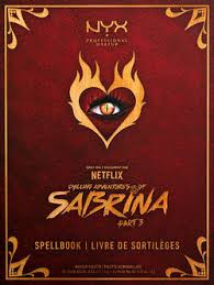 Netflix Chilling Adventures of Sabrina Collaboration | <b>NYX</b> ...