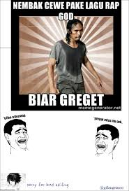 RageGenerator - Rage Comic - MAD DOG GREGET via Relatably.com