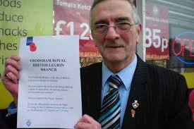 Steve Porter of the Royal British Legion. FRODSHAM'S record-breaking branch of the Royal British Legion is facing a battle to stay open unless it can find ... - steve-porter-of-the-royal-british-legion-147373190