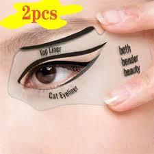 <b>Трафареты для бровей</b> и макияжа глаз – цены и доставка ...