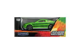 <b>Игрушка Autogrand</b> Junior Motors Metal 1:60(6438240488908 ...