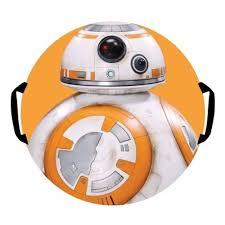 <b>Ледянка 1TOY Star Wars</b> Дрон ВВ-8 круглая, размер 52 см ...