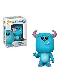 Фигурка POP! Vinyl: <b>Disney</b>: Корпорация монстров(<b>Monsters</b>, <b>Inc</b> ...