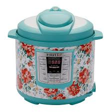 The Pioneer <b>Woman</b> Instant Pot LUX60 6 Qt <b>Vintage</b> Floral 6-in-1 ...