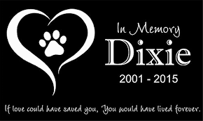 personalised granite choices white amazoncom personalized pet stone memorial marker granite marker dog ca