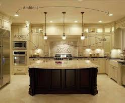 kitchen design let there be light ambient kitchen lighting