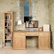 mobel oak office desk mobel oak large hidden office twin pedestal desk cor06d baumhaus hidden home office