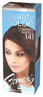 ESTEL Vital Quality Color <b>стойкая гель</b>-<b>краска для волос</b> — купить ...