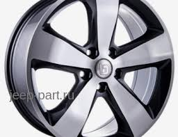 <b>Диск колесный 20x8</b> 5x127 ET50 DIA 71.6 Jeep Grand Cherokee ...