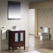bathroom place vanity contemporary: quick view this product vanity fulton  with porcelain top