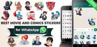 Movie and Comics <b>Stickers</b> - WAStickerApps - Apps on Google Play