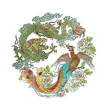 where do i place the dragon and phoenix symbol chinese feng shui dragon