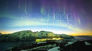 <b>ARCTIC SPRING LIGHTS</b> - northern <b>lights</b> timelapse 4K - YouTube