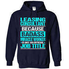 awesome shirt for leasing consultant