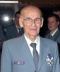 <b>...</b> des Ortsverbandes Eckernförde, <b>Ulrich Hinzmann</b> im Alter von 76 Jahren. - Hinzmann