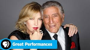 GREAT PERFORMANCES | Tony Bennett & <b>Diana Krall</b> – <b>Love</b> Is ...