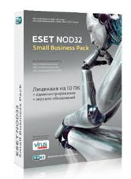 <b>Антивирус ESET NOD32 Small</b> Business Pack newsale for 10 users ...