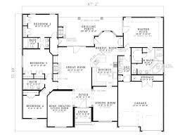 Fromberg Traditional Home Plan D    House Plans and MoreTraditional House Plan First Floor   D    House Plans and More