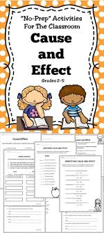 1000 ideas about cause and effect activities cause a cause and effect activity book for the classroom