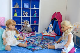 american girl doll disney frozen annas bedroom featuring elsa hd watch in hd youtube american girl furniture ideas